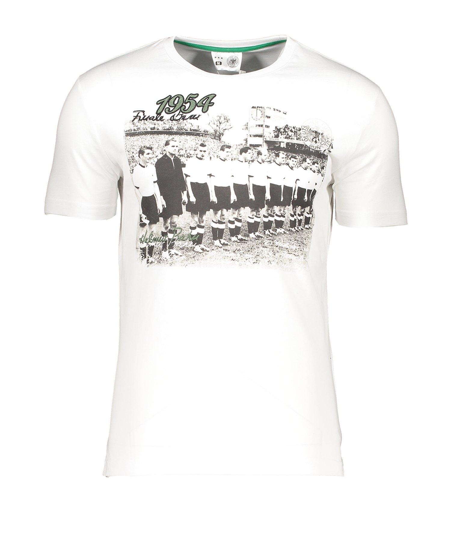 DFB Deutschland T Shirt 1954 S