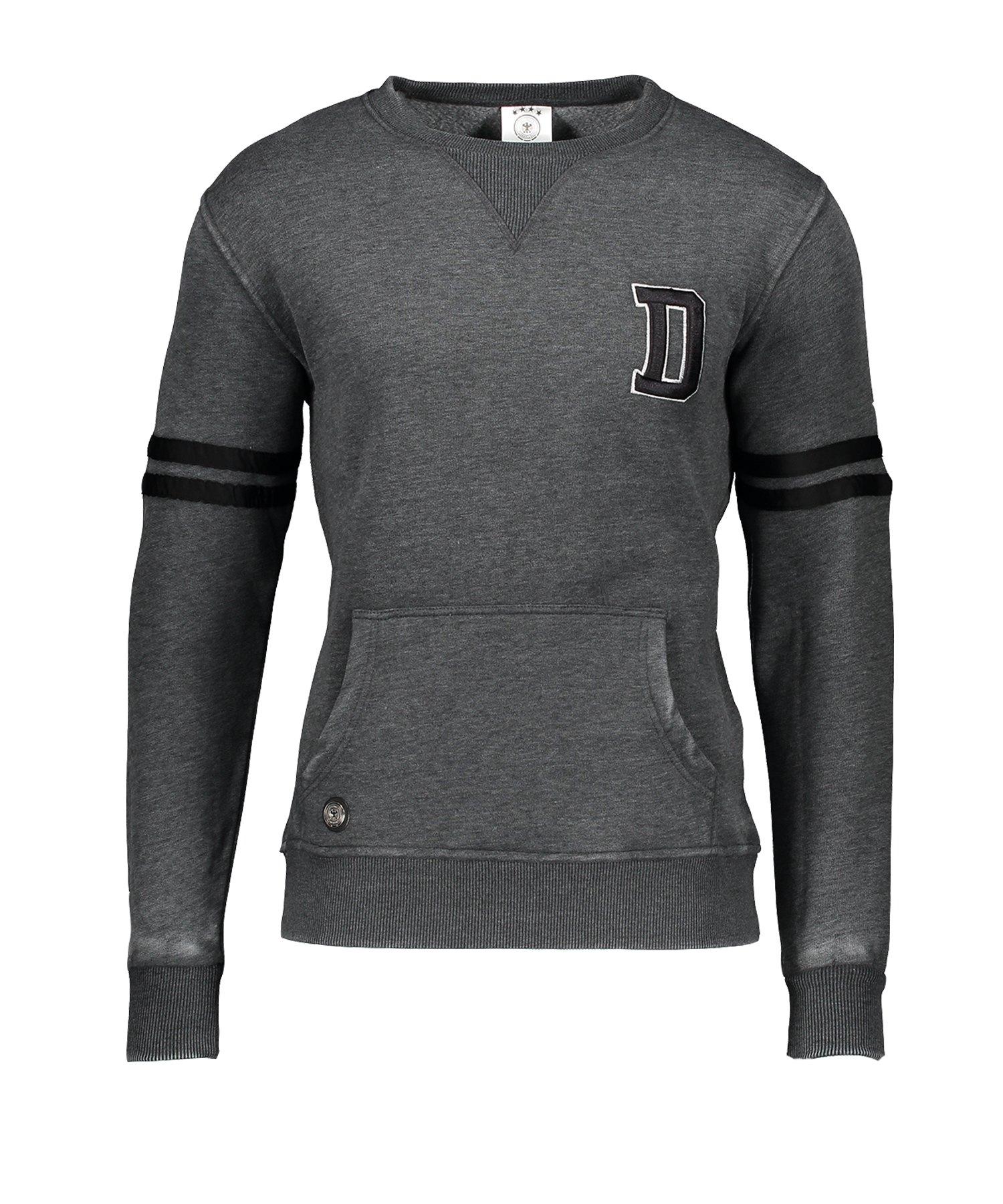 DFB Deutschland Urban Sweatshirt Grau