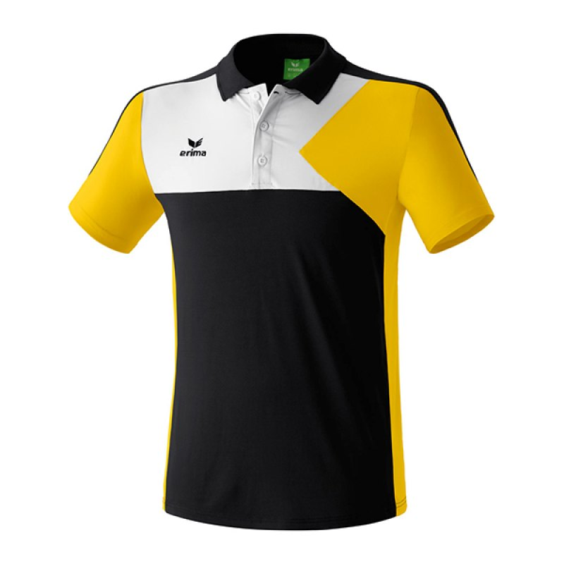 erima premium one poloshirt polo shirt kurzarm kinder. Black Bedroom Furniture Sets. Home Design Ideas