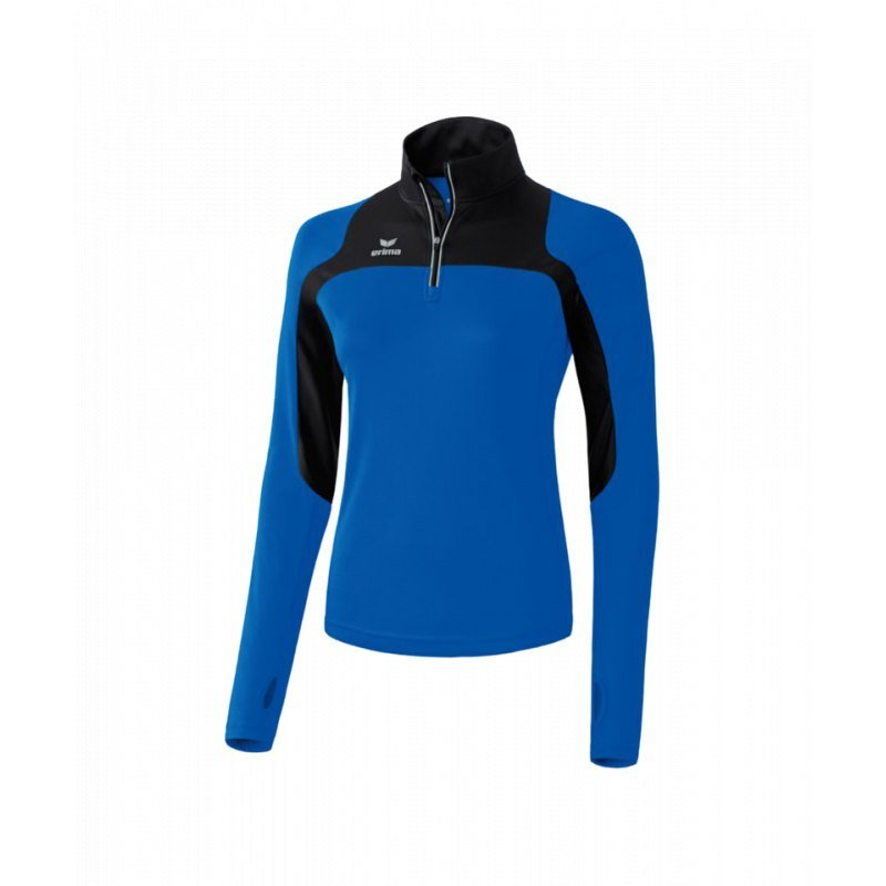 Erima Race Line Running Longsleeve Damen Lauf Shirt Sweatshirt Pullover