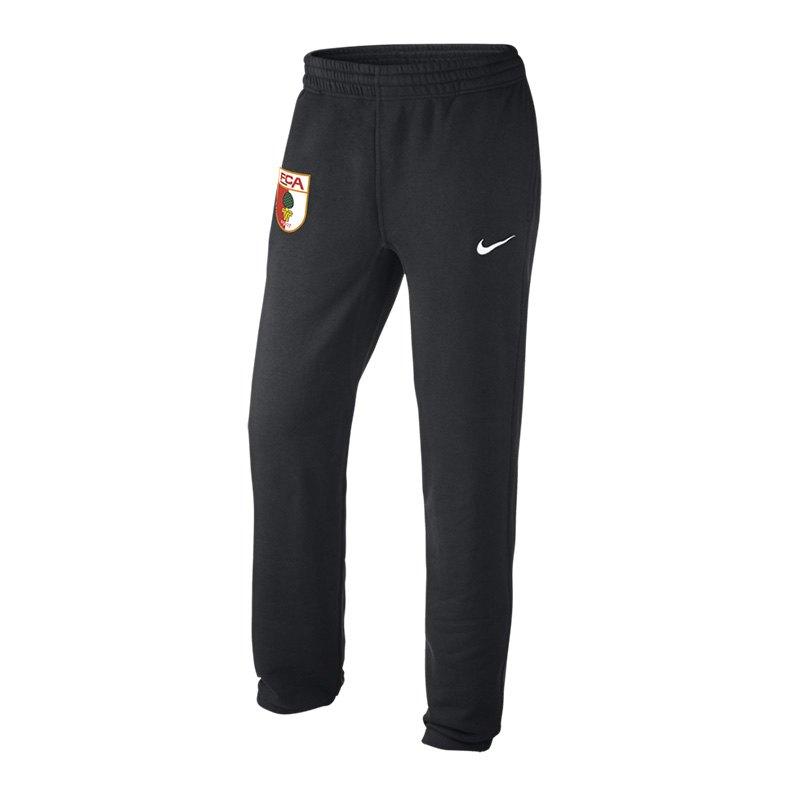 Nike FC Augsburg Jogginghose Kids Schwarz F010 - schwarz