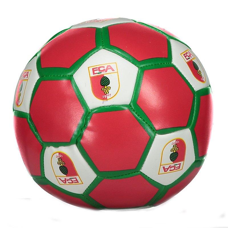 FC Augsburg Knautschball 10cm Rot - rot