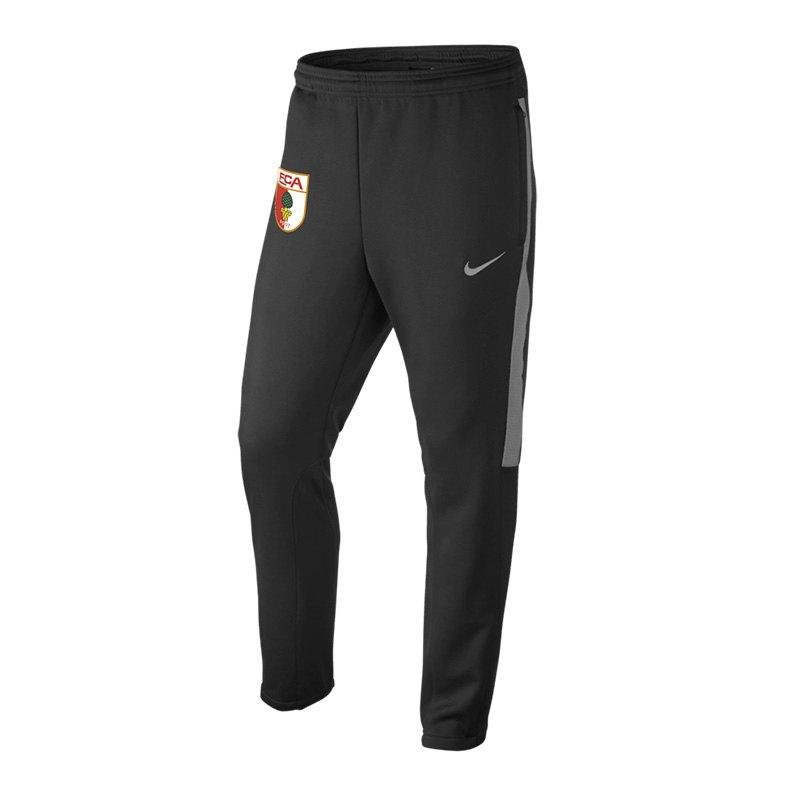 Nike FC Augsburg Trainingshose Schwarz F010 - schwarz