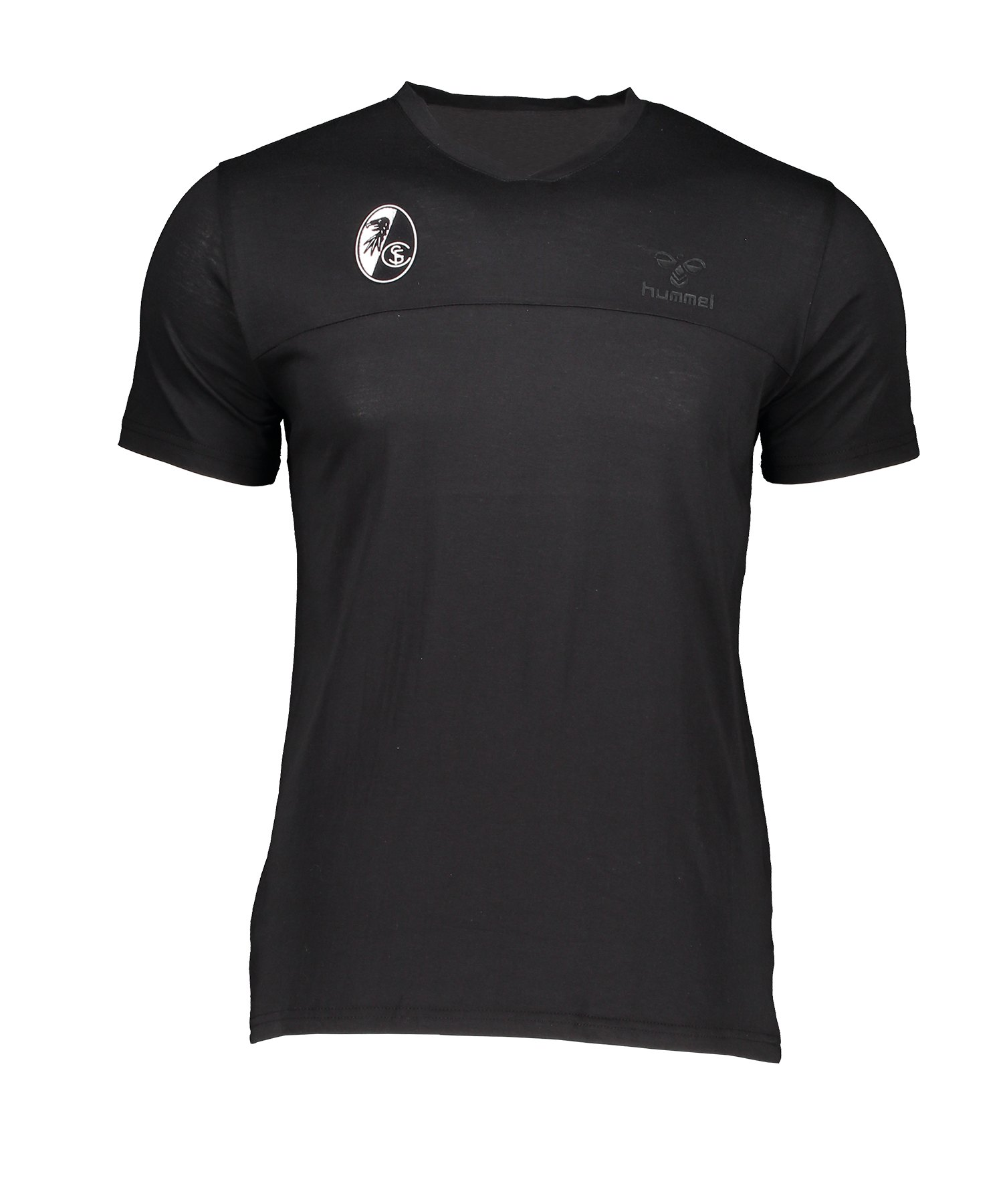 262dda6aea4cb3 Hummel SC Freiburg HMLJET T-Shirt F2001 - schwarz
