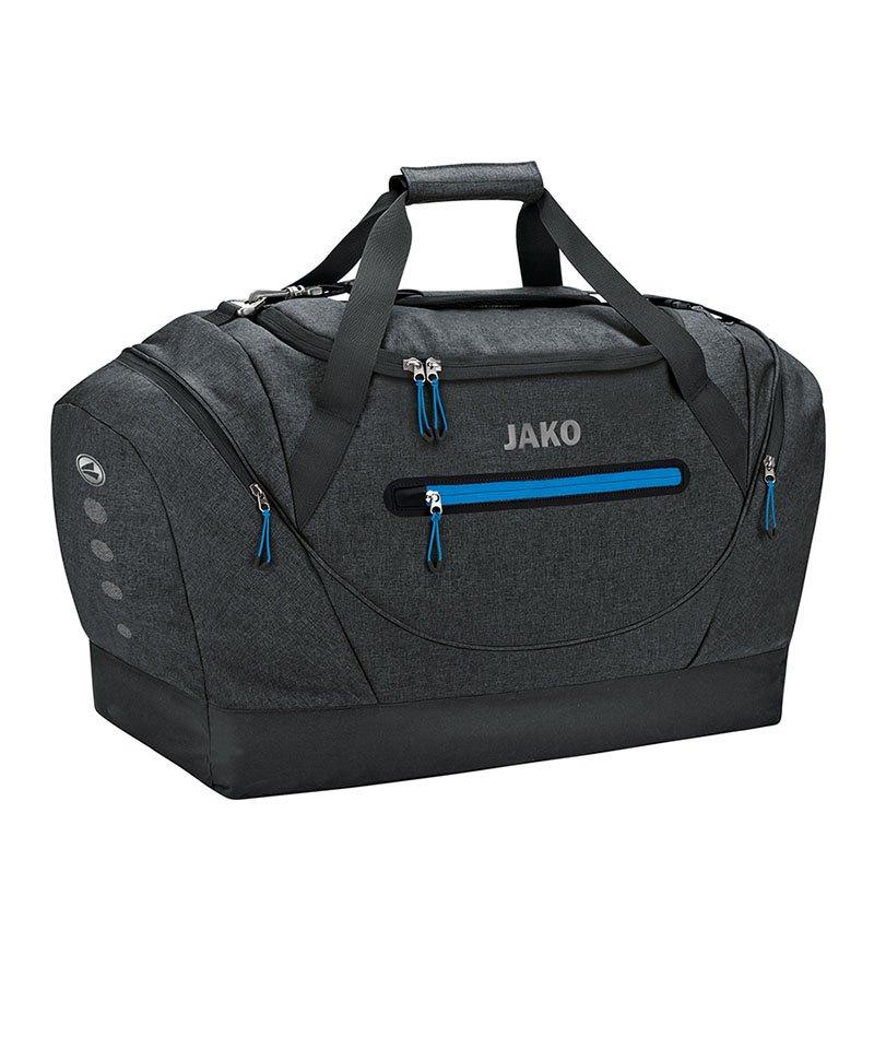 26ec4fbd84a47 Jako Champ Sporttasche mit Bodenfach Gr. 3 F08 - schwarz