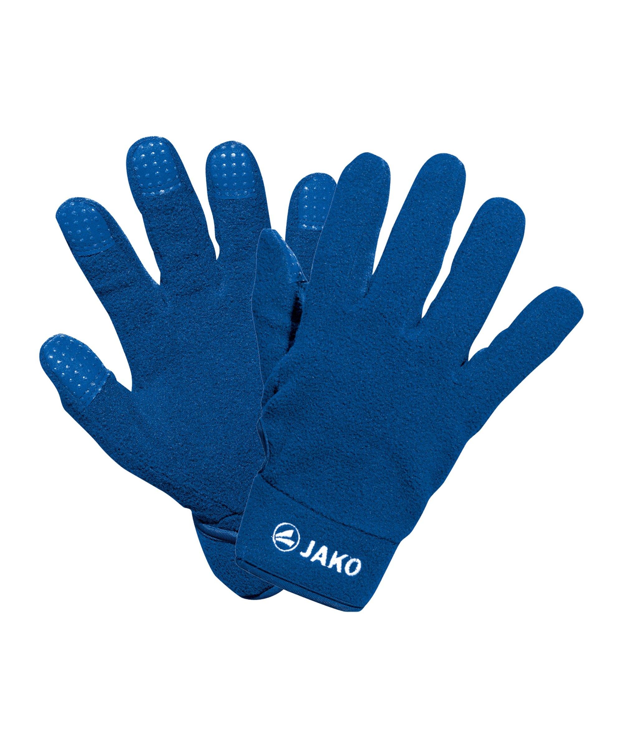 Jako Feldspielerhandschuh Blau F04