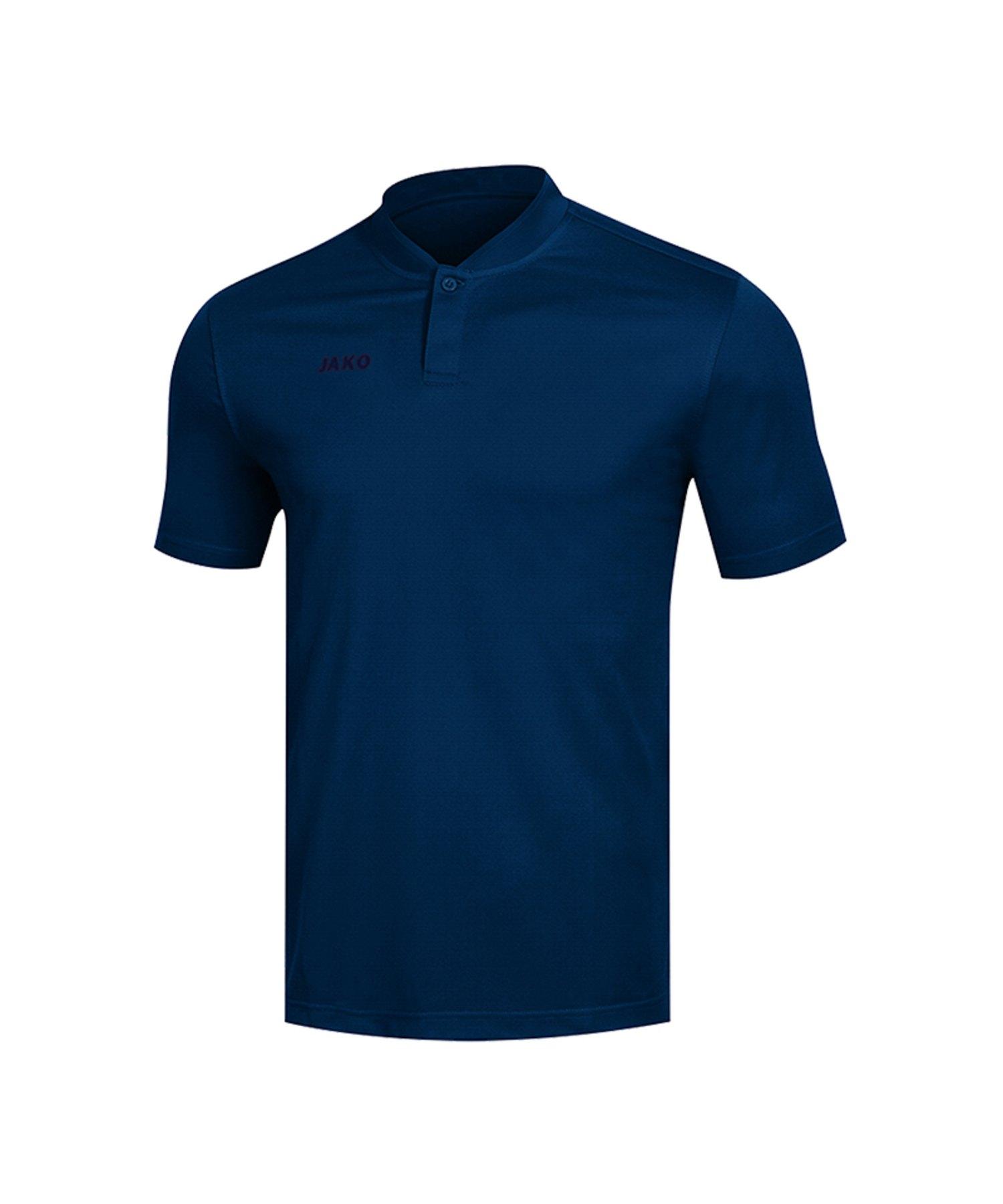 best service b7865 abd5c Jako Prestige Poloshirt Blau F49