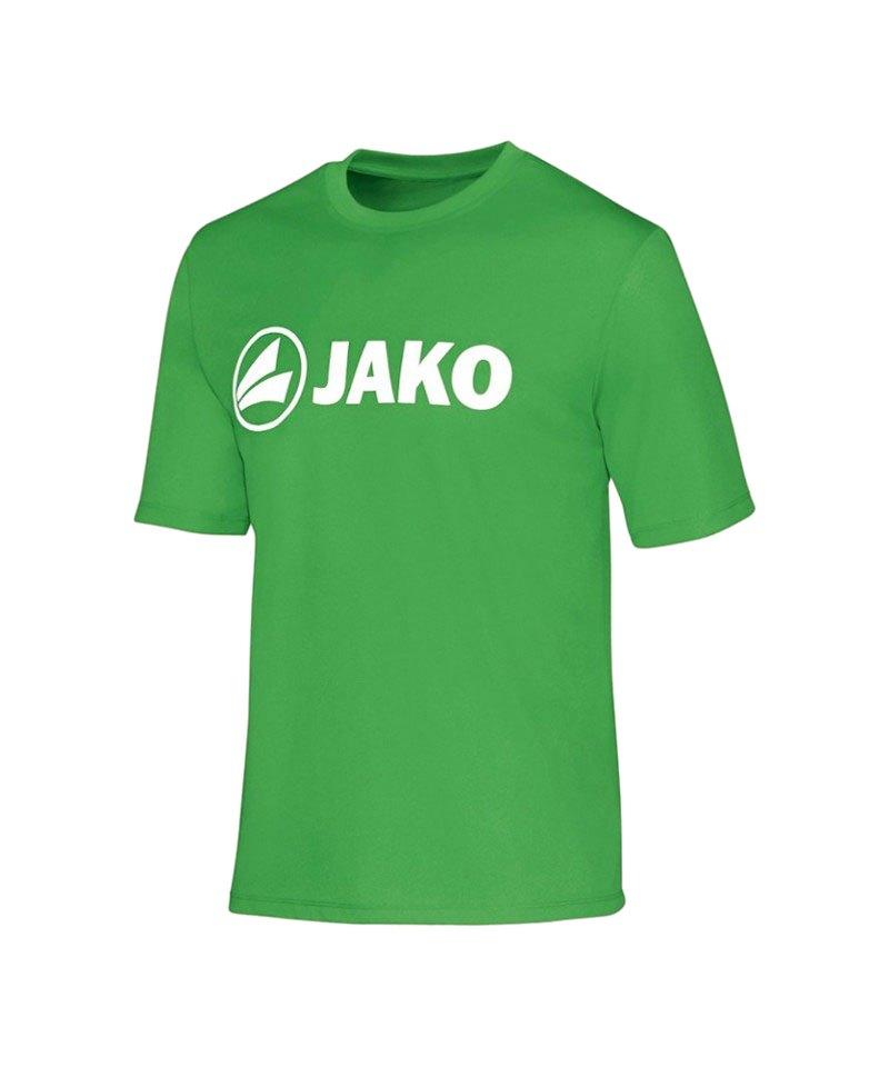 Jako T-Shirt Promo Herren schwarz Tshirt Shirt kurzarm Sport Fitness