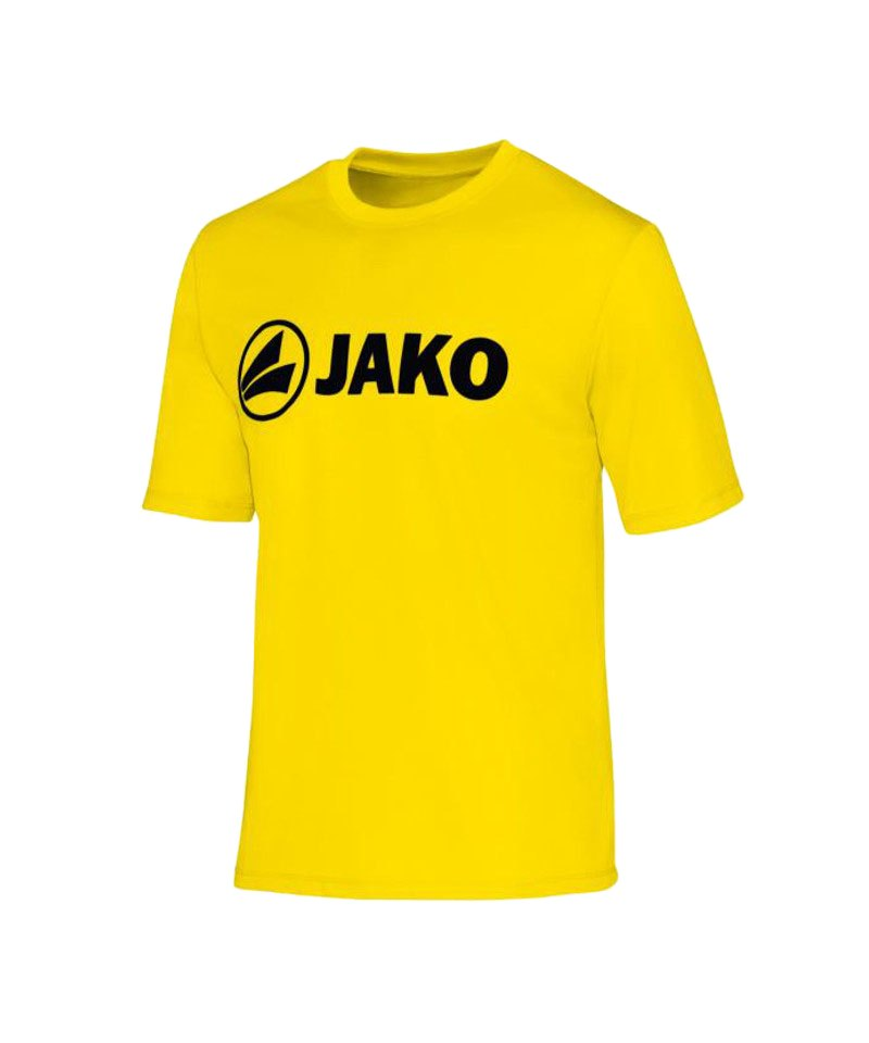 new product 30abf 0107c Jako Promo Funktionsshirt T-Shirt Kids Gelb F03