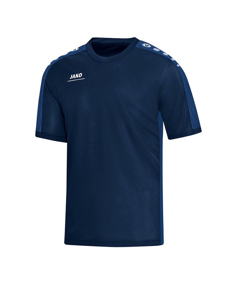 Jako Striker T-Shirt Blau F09 - blau 4df1fe0170