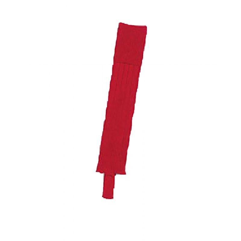 S Bambini Größe JAKO Bambini Kinder Fußball Stutzen Uni Farbe Rot