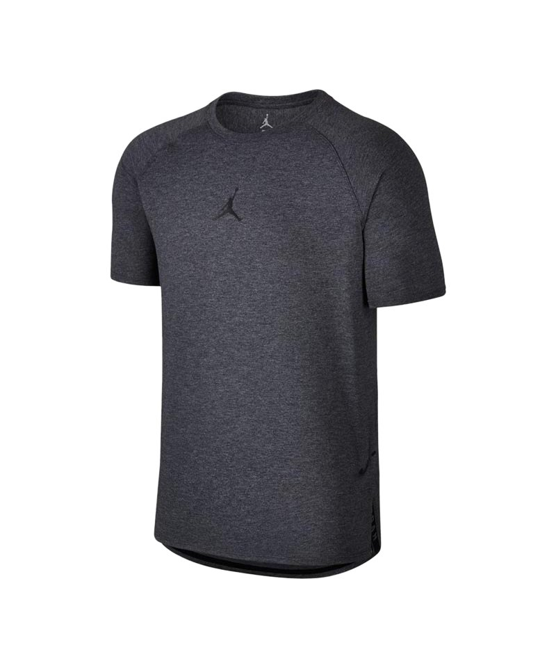 6736e2135bd9bf Jordan 23 Tech Training T-Shirt Grau F071 - Grau