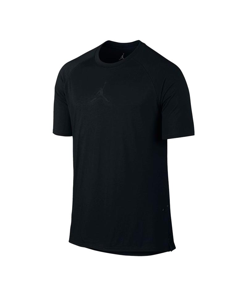 634a96f7592afb Jordan 23 Tech Training T-Shirt Schwarz F010 - schwarz