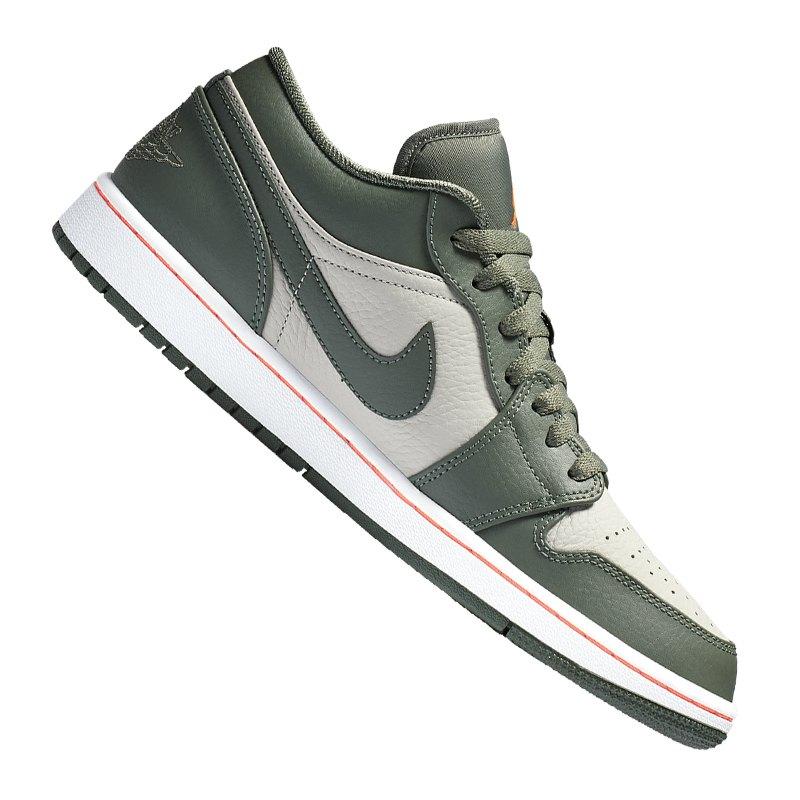 Jordan F121 Air Sneaker 1 Weiss Low Grün 5Rj4A3L