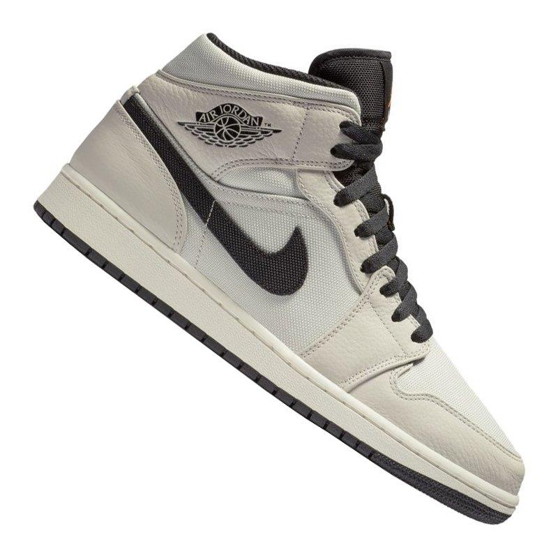 new arrival 93e27 331bf Jordan Air 1 Mid SE Sneaker Beige F002 - beige