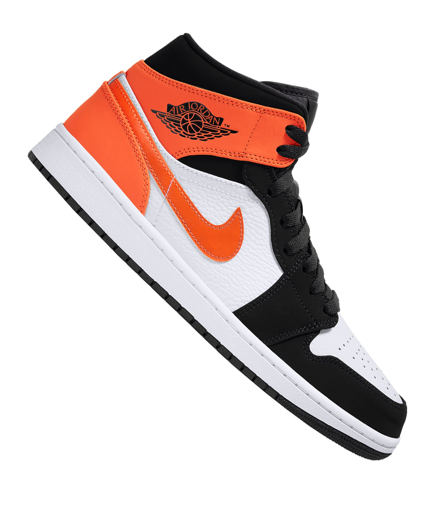 Jordan Herren Air 1 Mid 554724 050 Hohe Sneaker