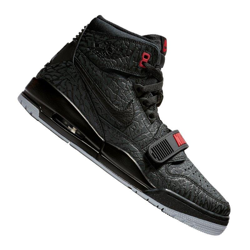 super popular fed5f b1d3e Jordan Air Legacy 312 Sneaker Schwarz F006