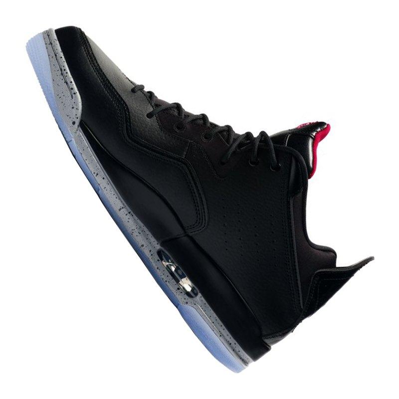 b52b735f9462 ... Jordan Courtside 23 Sneaker Schwarz Rot F023 - schwarz ...