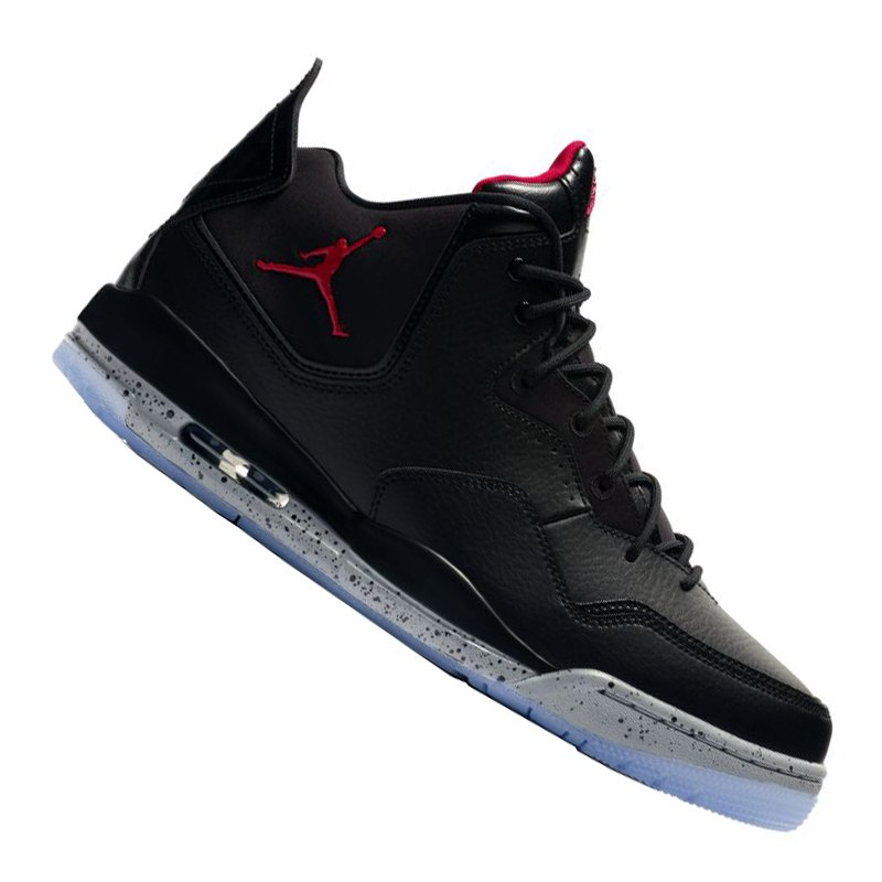 buy popular 5b9a6 7d662 Jordan Courtside 23 Sneaker Schwarz Rot F023 - schwarz