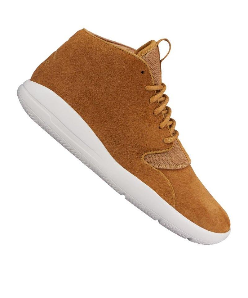 277402d67ec4d5 Jordan Eclipse Chukka LEA Sneaker Braun F731 - braun