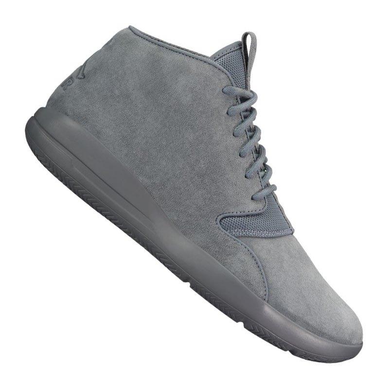 4edbde59a Jordan Eclipse Chukka LEA Sneaker Grau F003 - grau