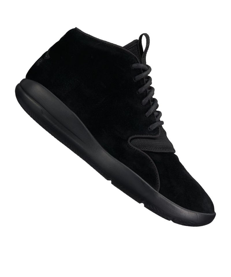 6c577e39f77bbb Jordan Eclipse Chukka LEA Sneaker Schwarz F010 - schwarz