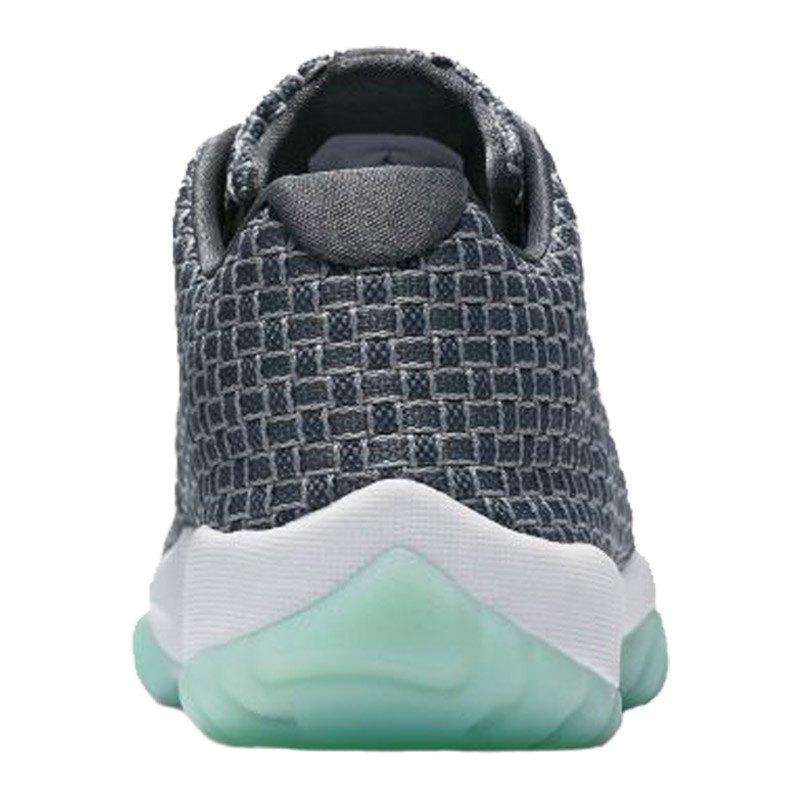 b27a7d51fbfd Jordan Future Low Sneaker Grau Türkis F006   Streetwear   Turnschuhe ...