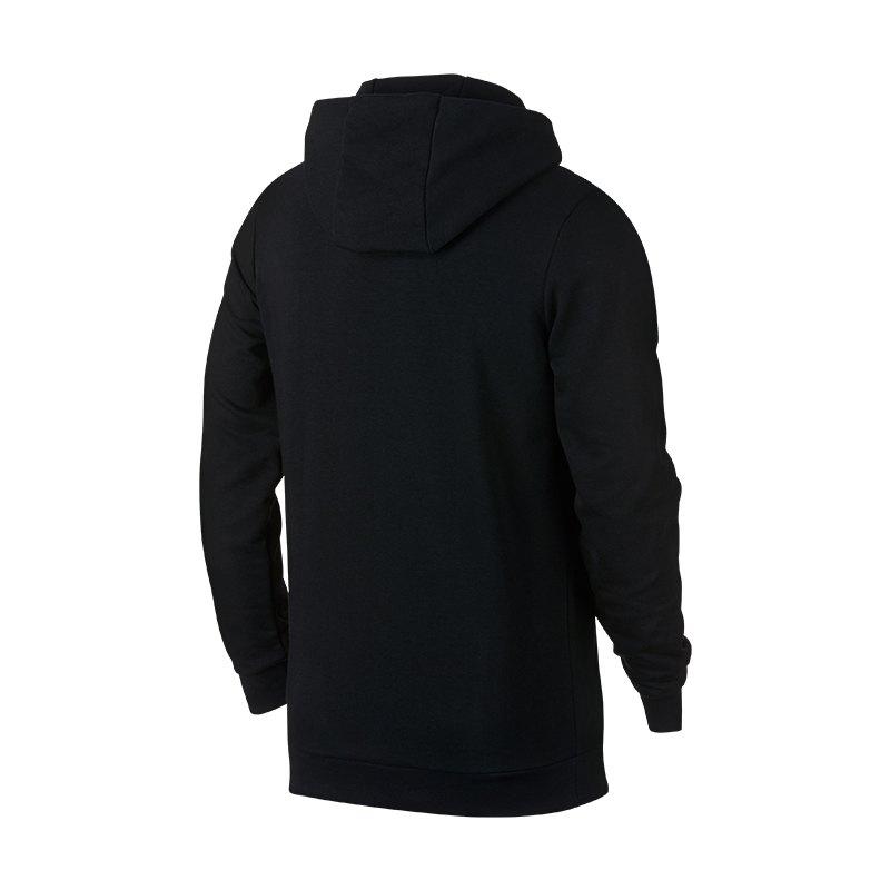 online retailer 4b795 8bfbd ... Jordan Jumpman Air Lightweight Hoody F010 - schwarz ...