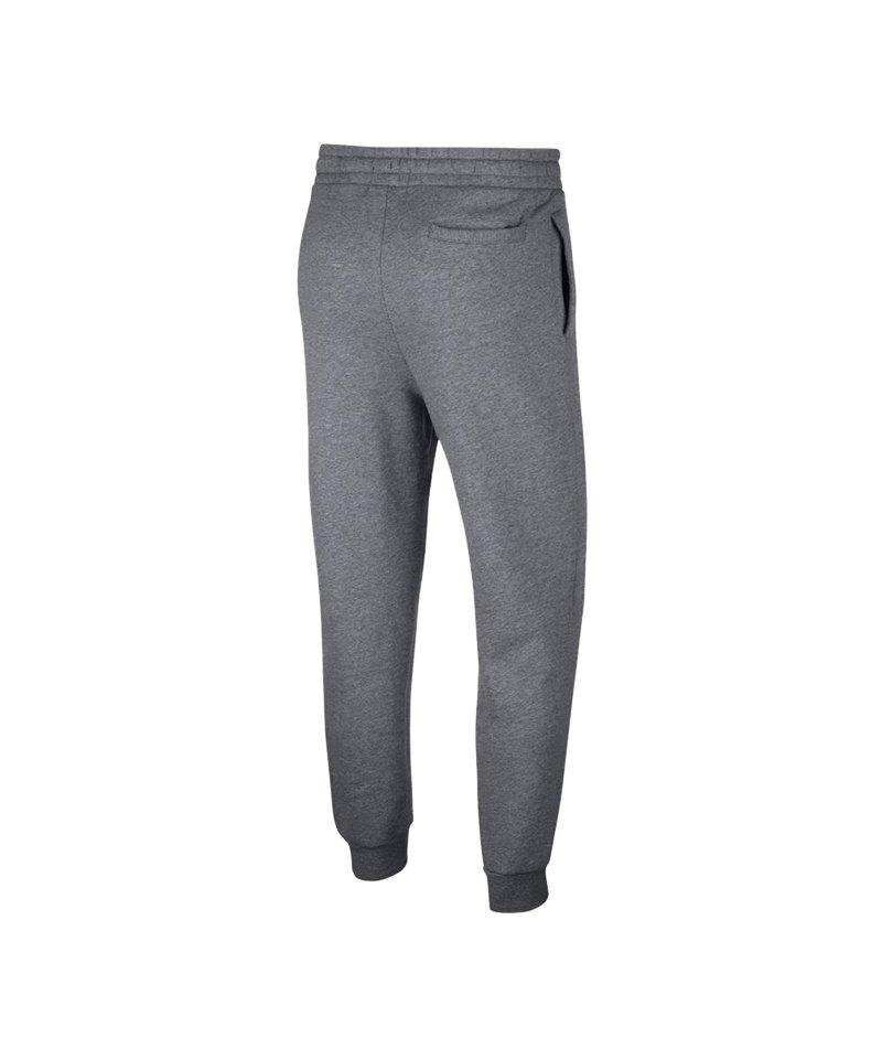 super popular 1f524 25c4c ... Jordan Jumpman Fleece Pant Jogginghose Grau F091 - grau ...
