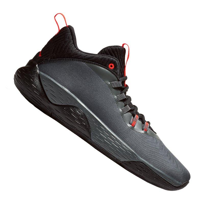 2d17f1d7a2 Jordan Super.Fly MVP Low Sneaker Grau F001 |Streetstyle | Freizeit ...