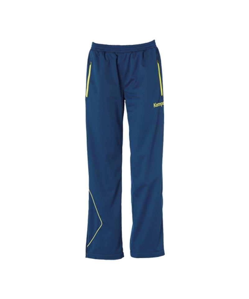 bdf0c5b090043f Kempa Curve Classic Jogginghose Damen Blau F09 - blau