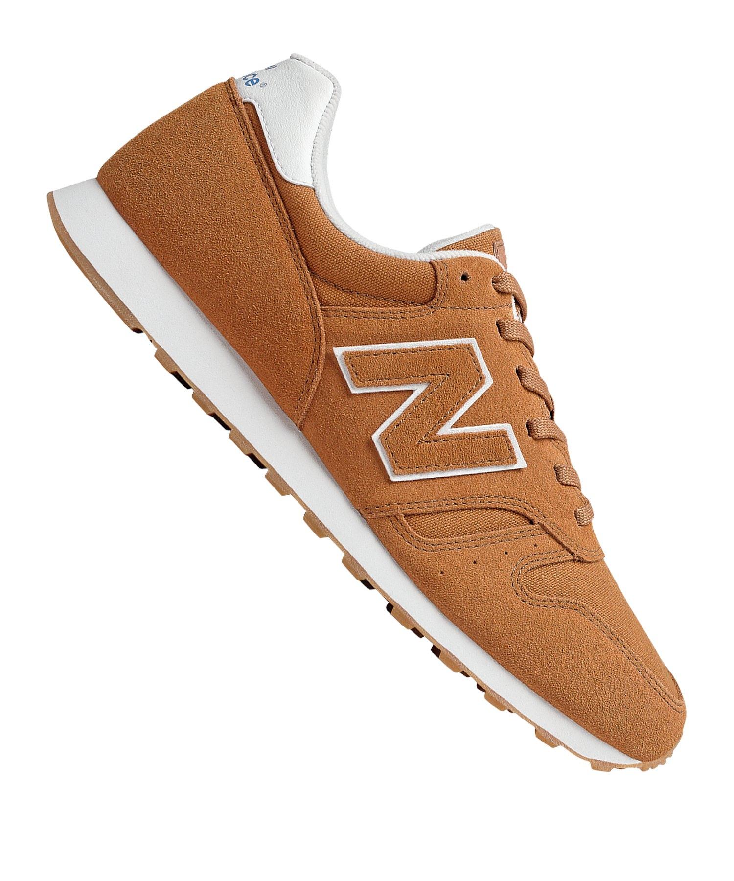 size 40 dab8f 02910 New Balance ML373D Sneaker Braun F009
