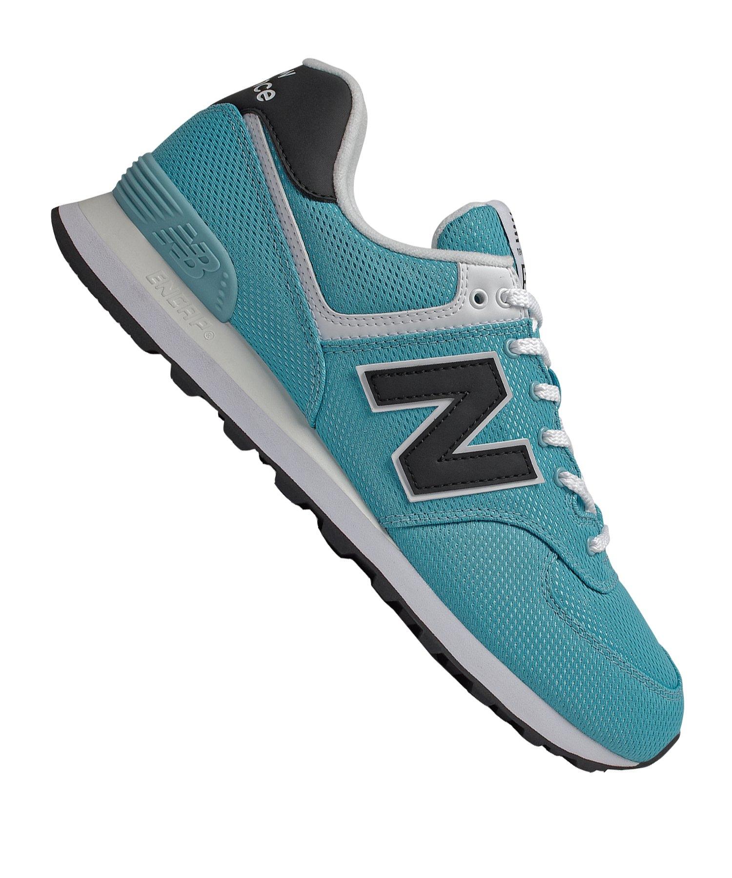 quality design dcc35 00de1 New Balance ML574 D Sneaker Blau F05