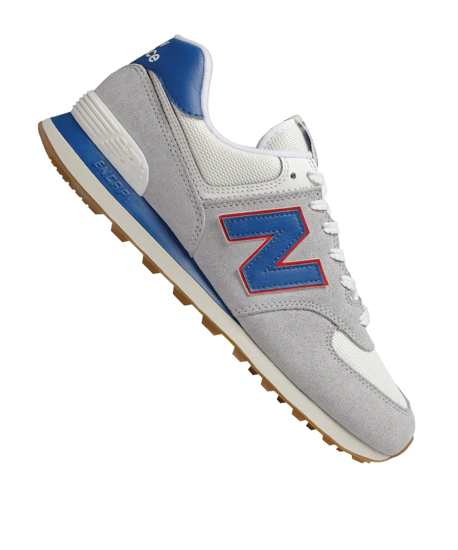 New Balance ML574 D Sneaker Grau F12