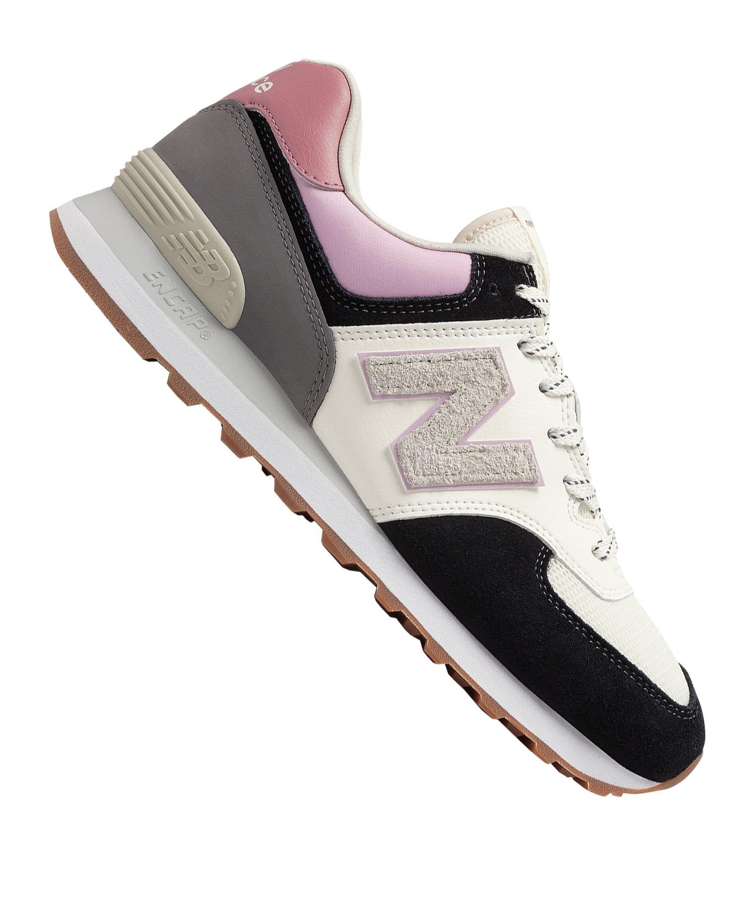 New Balance ML574 D Sneaker Schwarz F8
