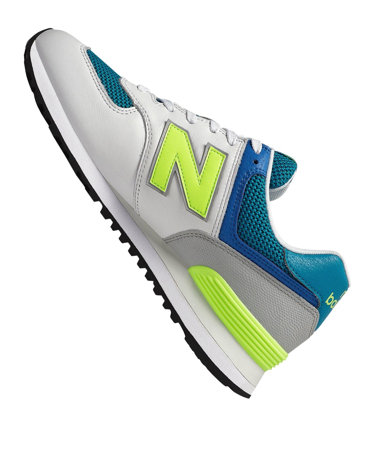 Balance New Ml574d F022 Weiss Sneaker J531cuTlFK