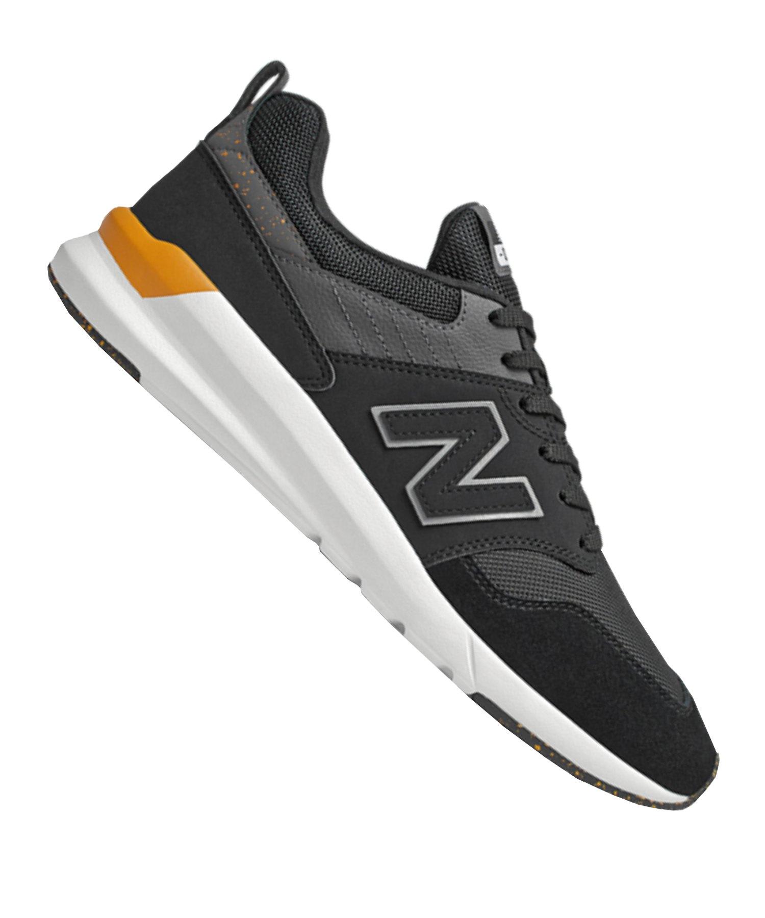 anerkannte Marken Online gehen gute Qualität New Balance MLS009 D Sneaker Schwarz F8