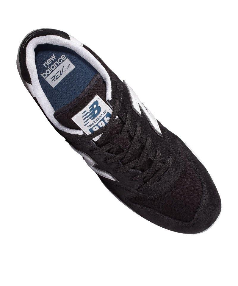 New Balance MRL 996 Revlite Sneaker Herren Freizeitschuhe schwarz weiß 583081-60