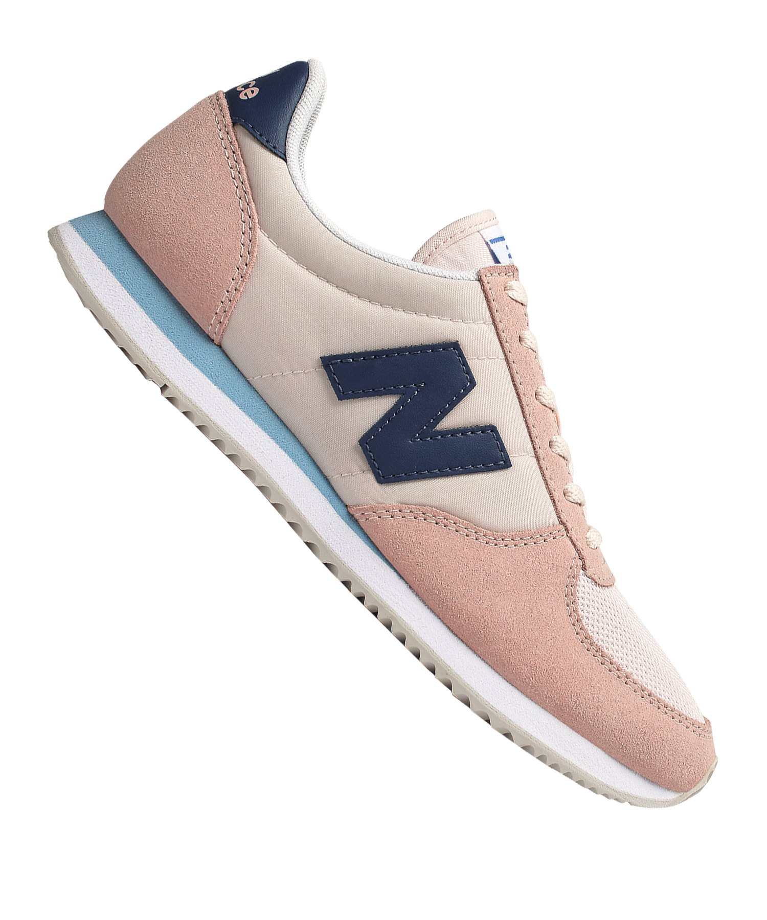 outlet store d9398 f7970 New Balance WL220B Sneaker Damen Rosa F13