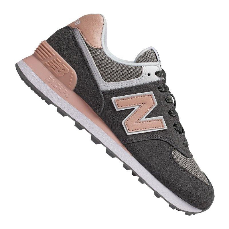 New Balance WL574 B Sneaker Damen Grau F12