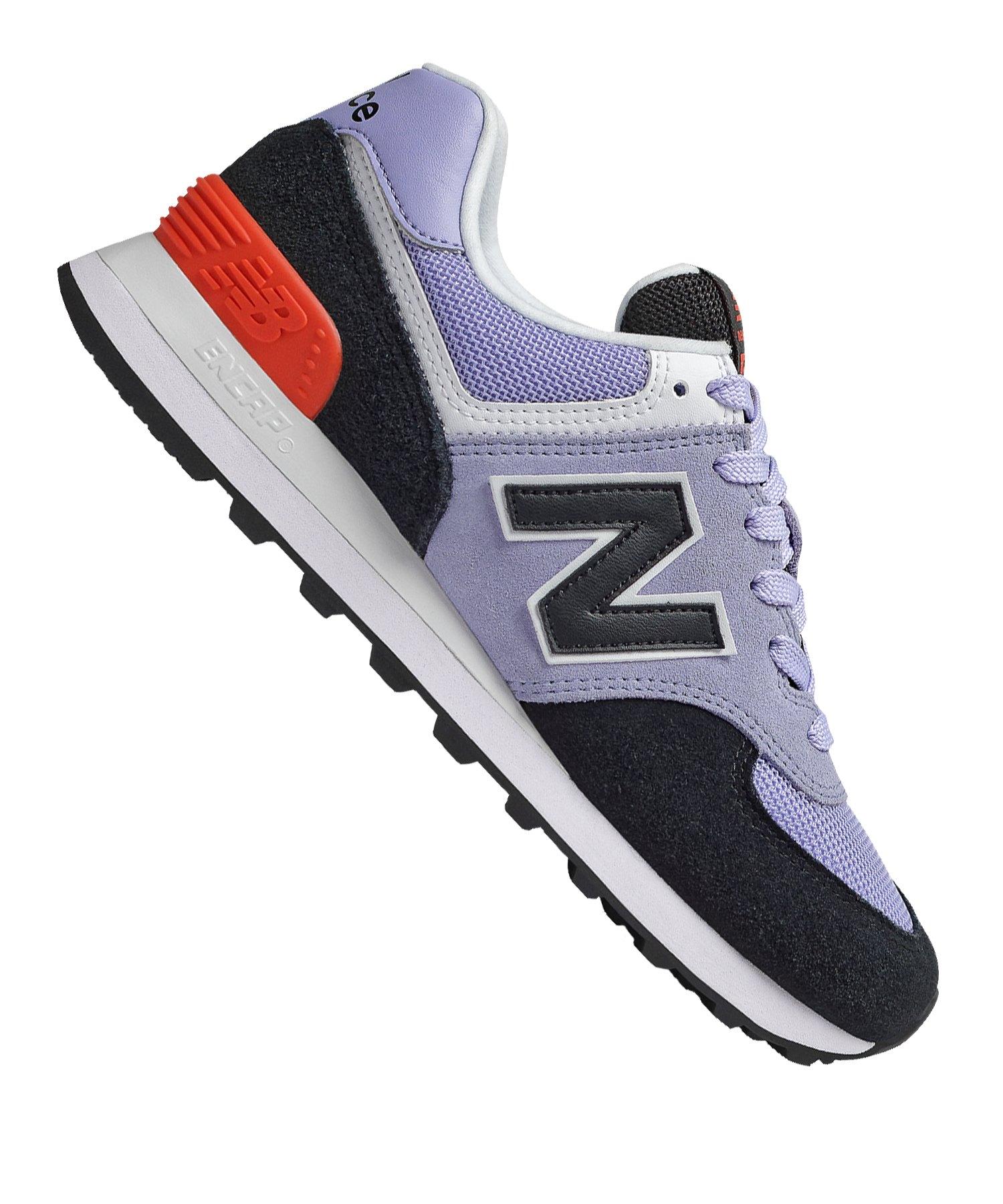 new arrival 33f02 811c7 New Balance WL574 B Sneaker Damen Lila F14
