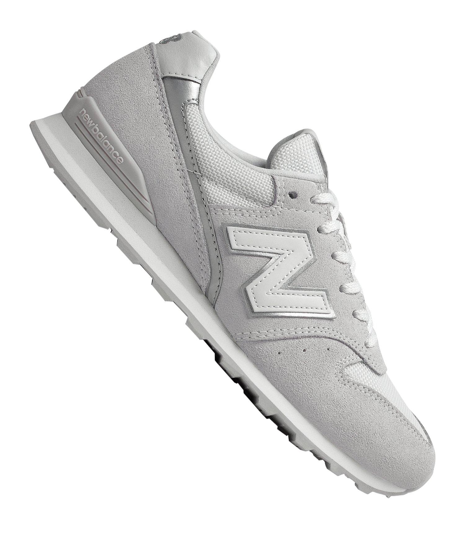 huge selection of 85b34 69f09 New Balance WL996 B Sneaker Damen Grau F11