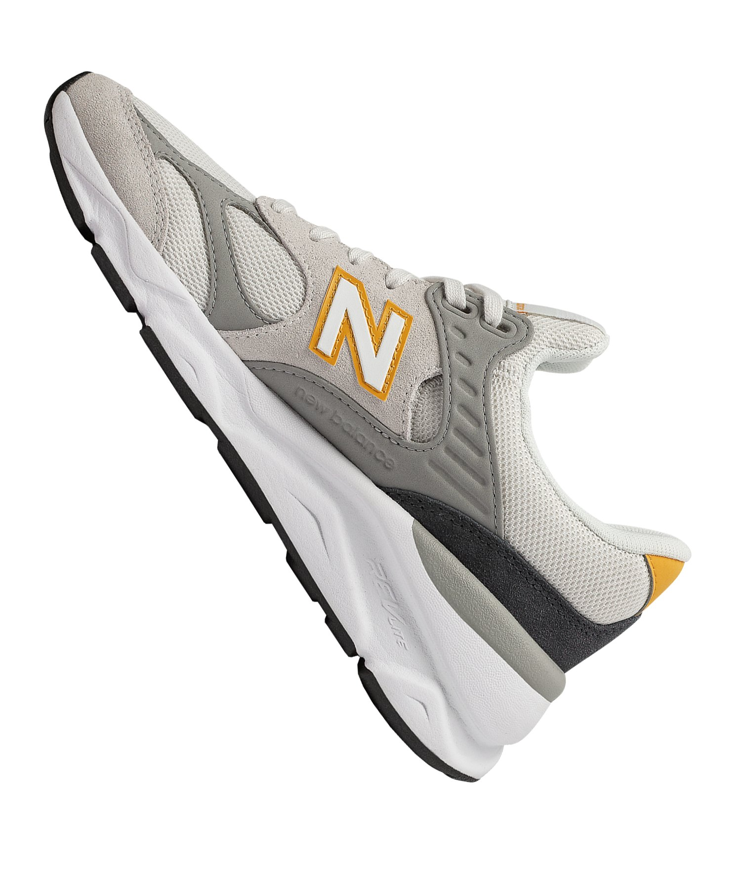 New Sneaker Reconstructed F3 Balance Damen Grau X 90 n0kXwO8P