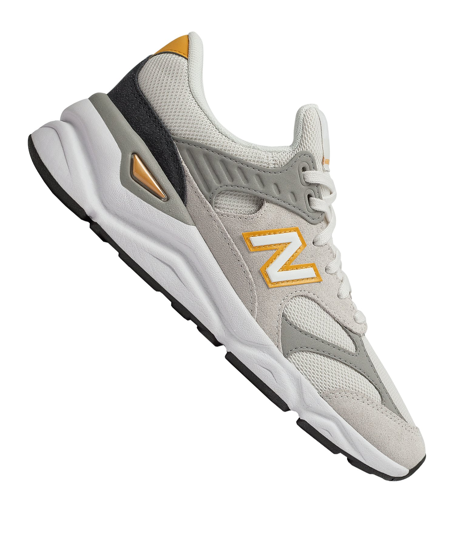 online store e1828 f4afe New Balance X-90 Reconstructed Sneaker Damen Grau F3