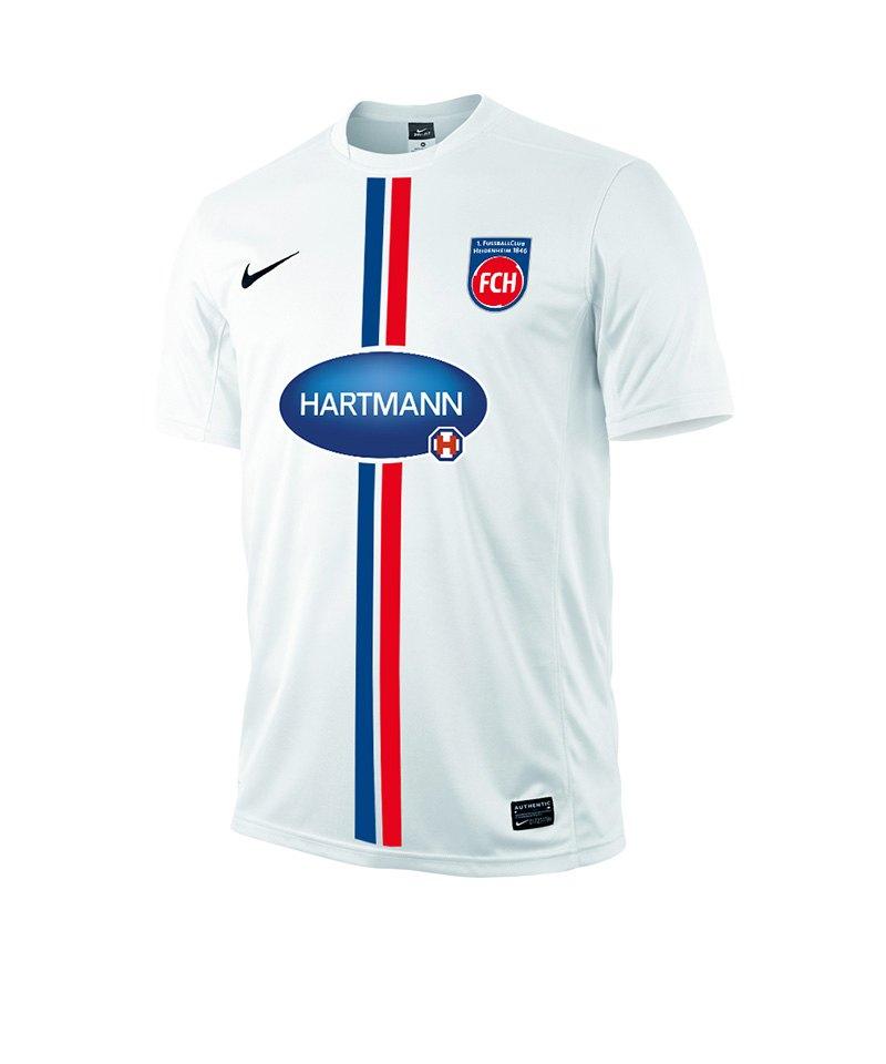 Nike 1. FC Heidenheim Trikot Home Kids 15/16 F100 | Fan