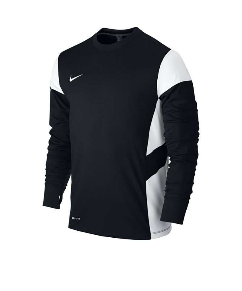 3269a0c3188bdd Nike Academy 14 Sweatshirt Longsleeve Midlayer Top Kinder Children ...