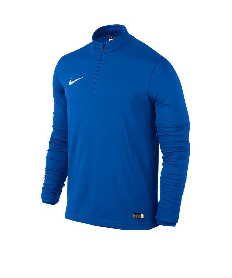 4b117fae2 Nike Academy 16 Midlayer Zip Sweatshirt Blau F463 | Teamsport ...