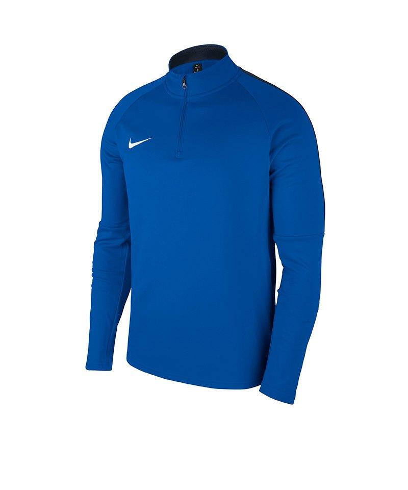 nike academy 18 blau