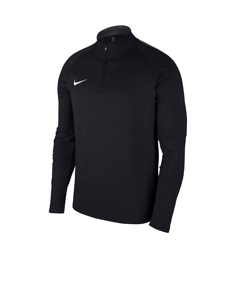 Nike Academy 18 Drill Top Sweatshirt Schwarz F010