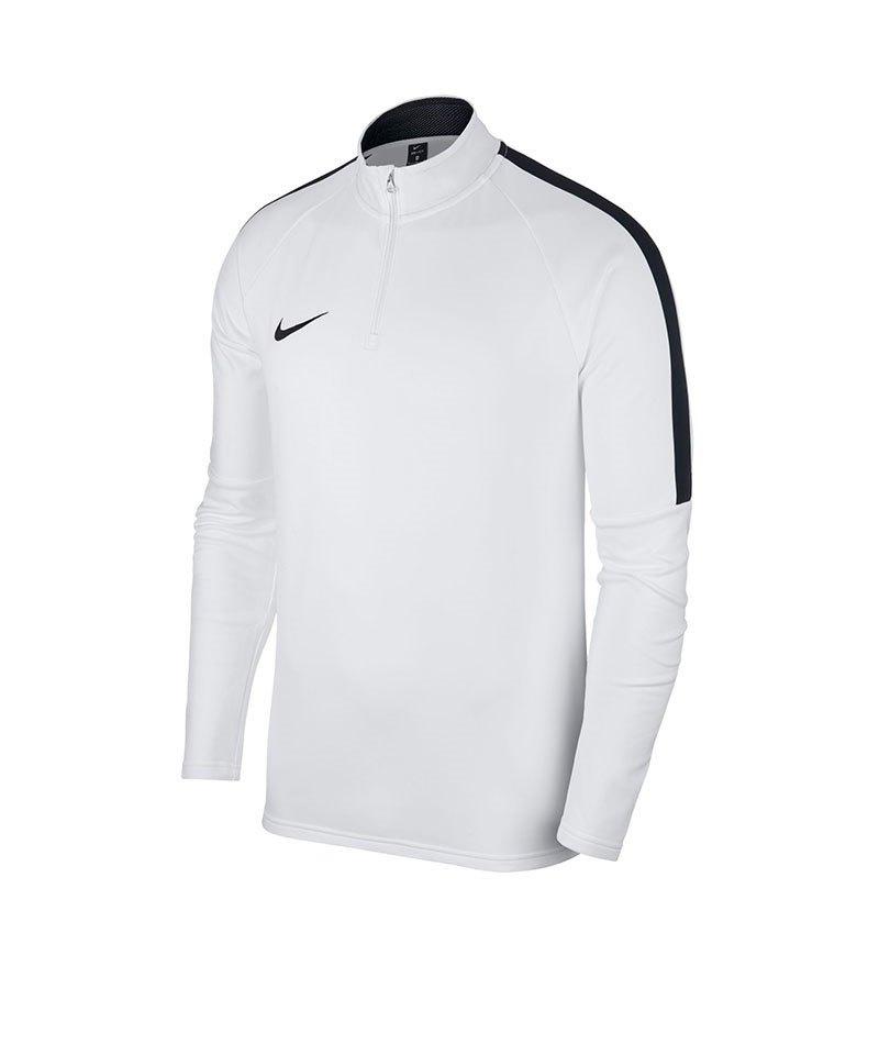 Nike Academy 18 Drill Top Sweatshirt Weiss F100